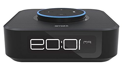 iHome iAVS1 Bedside Speaker Echo