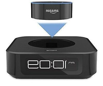 ihome iavs1 bedside stereo speaker system amazon echo dot