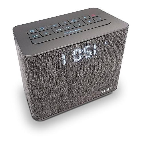 iHome Alarm FM with and Charging -Gray