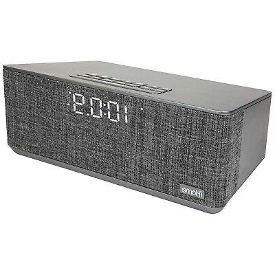 ihome ibt233 bluetooth stereo dual alarm clock