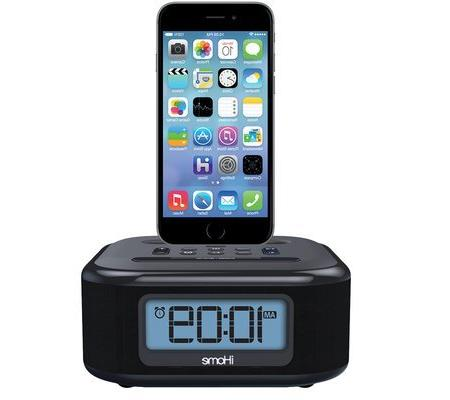iHome Radio with To 5/5S 6/6Plus, Speakers & 100-240V AC Adaptor