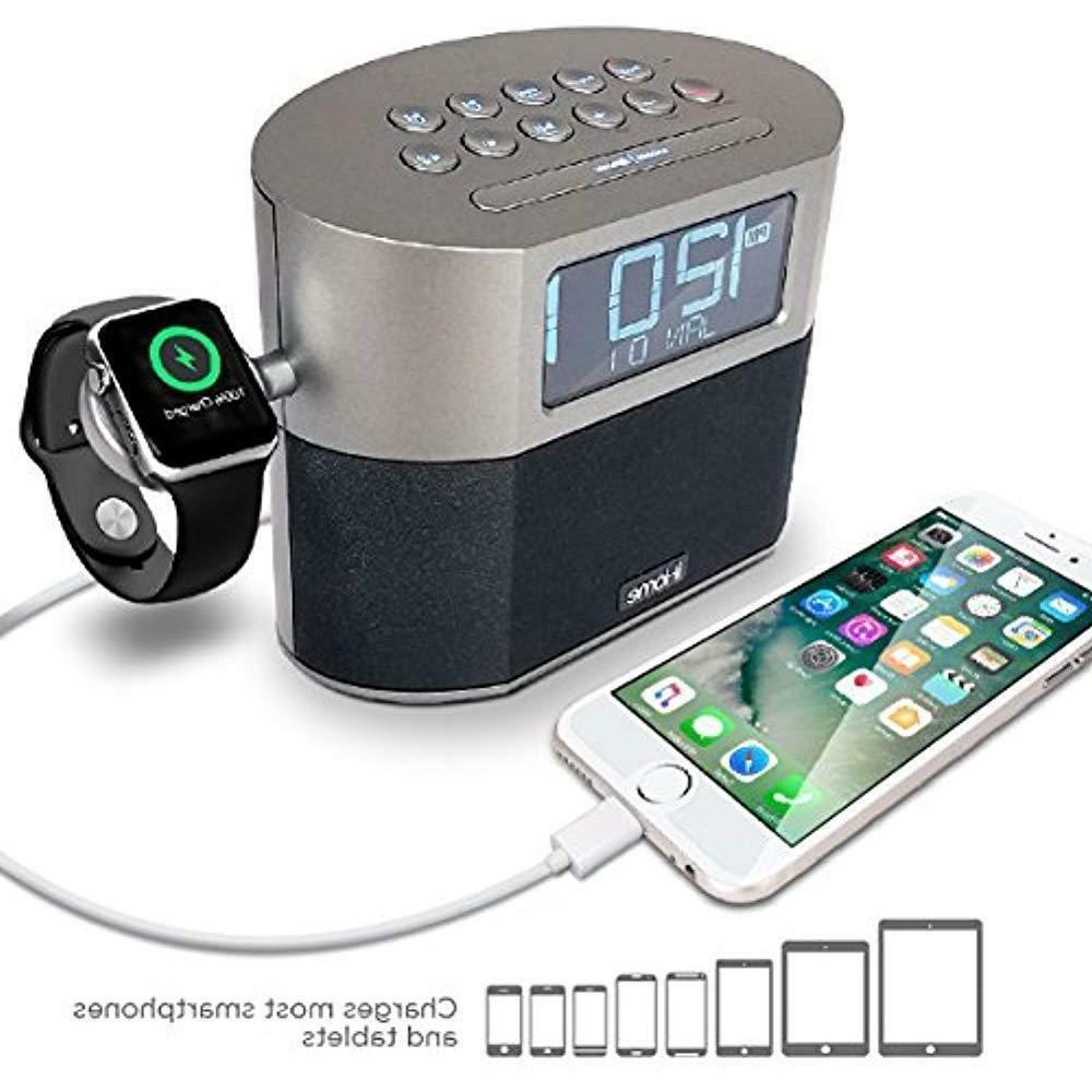 iwbt400 bluetooth dual alarm fm
