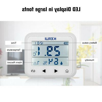 KERUI Adjustable Alarm