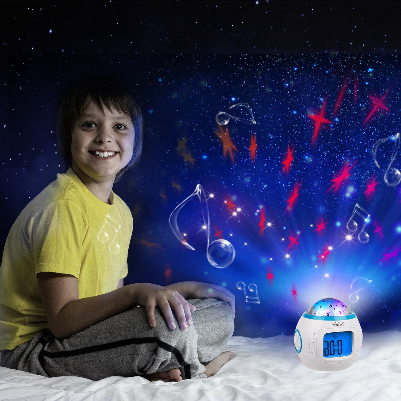 Kids Music Sky Alarm