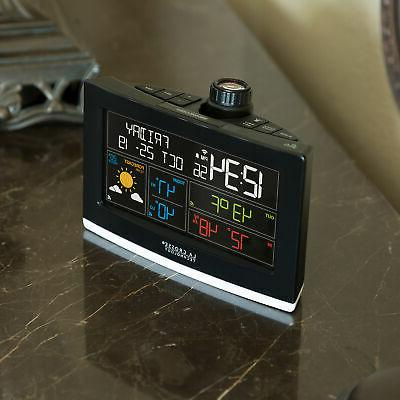 La Technology Wi-Fi Projection Alarm Model# C82929-INT