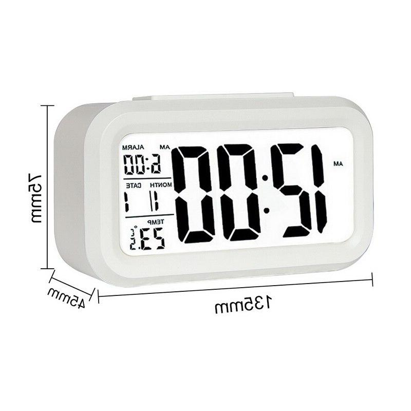 Large Display With For Table Kids <font><b>Clock</b></font> LED Digital