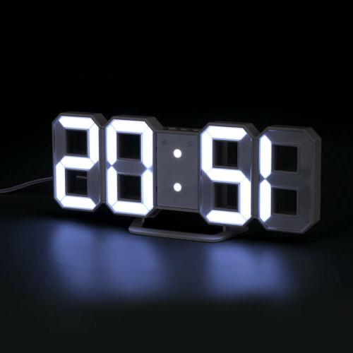 Large Digital Snooze Timer 3D USB