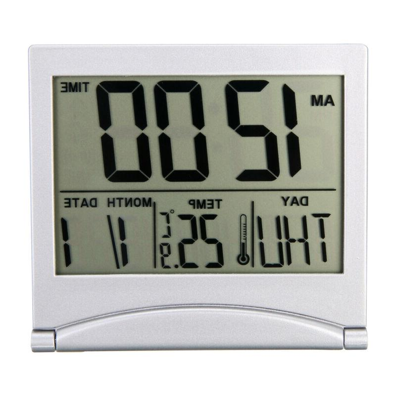 Digital Desk Alarm w/ Calendar