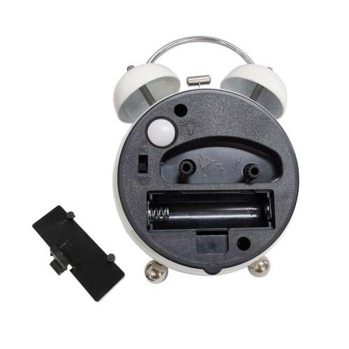 3 inch alarm mute with light