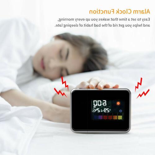 LED Clock Radio Snooze