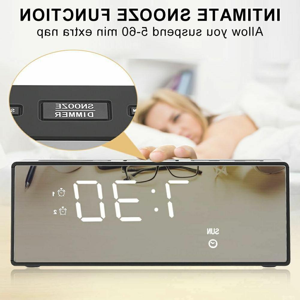 USB Digital Battery Mirror