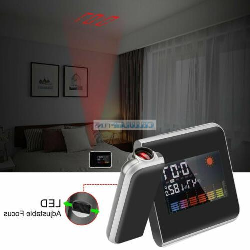 LED Display Digital Alarm Snooze