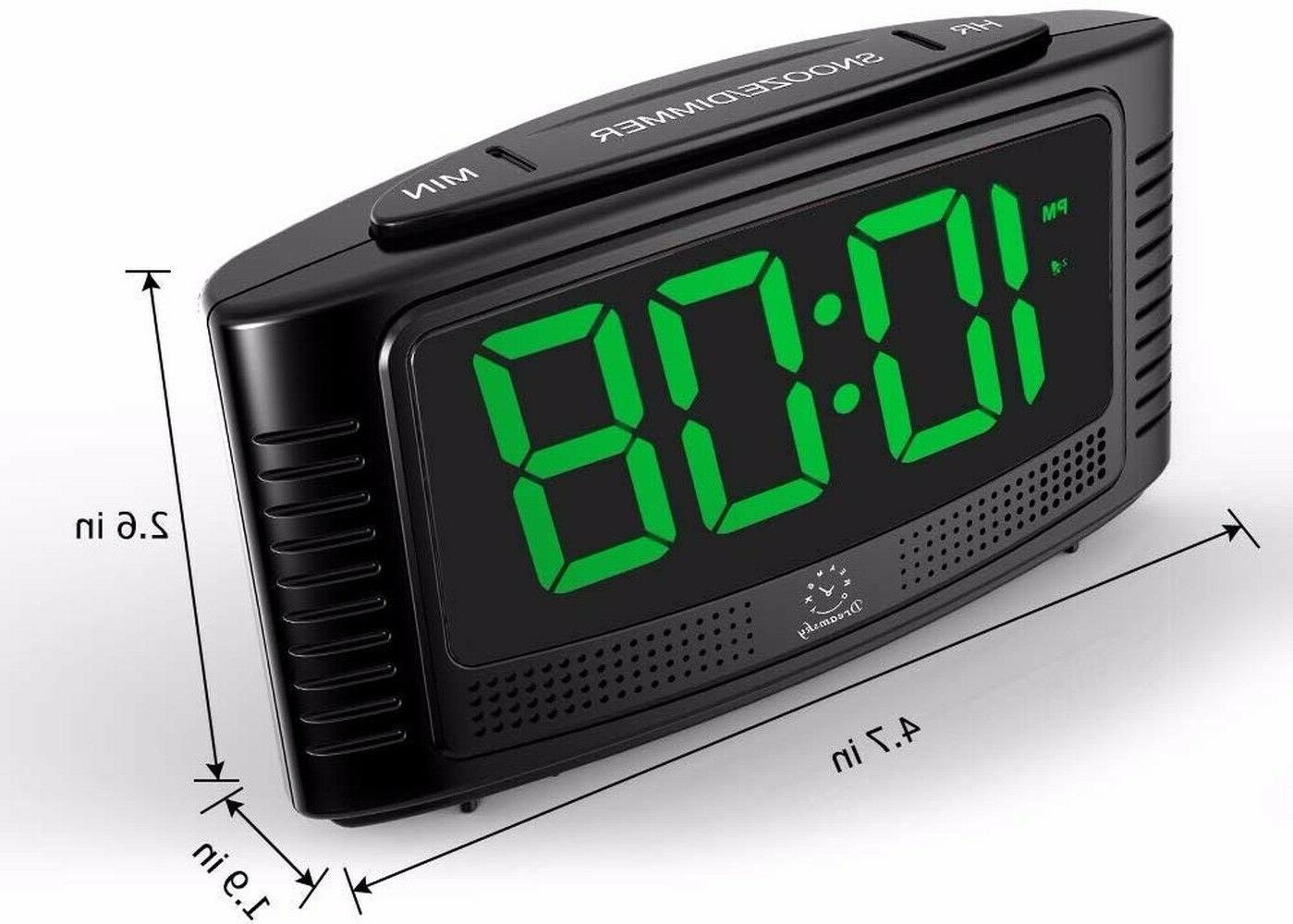 DreamSky Digital Clock with Led