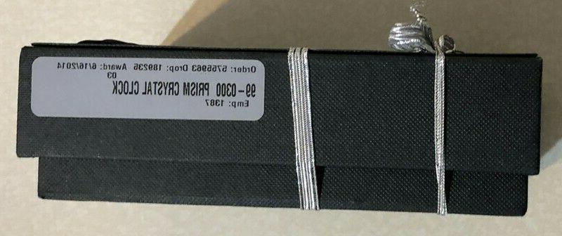 """M-D Crystal Clock Miller,Size 5"""" 1.25"""""""
