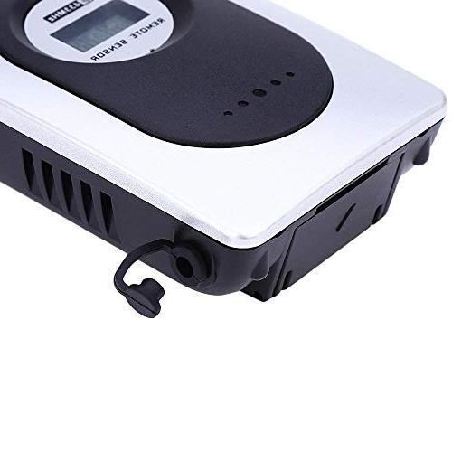 MTOFAGF H146 433MHz Alarm Thermometer Hygrometer MTOFAGF You Best