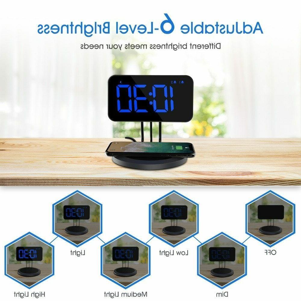 New Clock-Wireless Dual-alarm