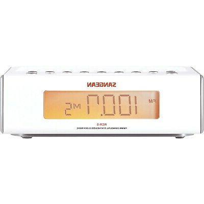 new digital am and fm alarm clock