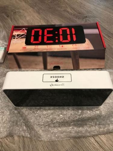 NEW, DreamSky Alarm Clock, DS306WB