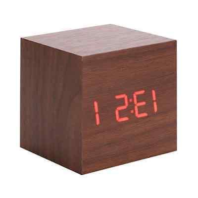 New Digital Desk Clock Thermometer Timer Calendar