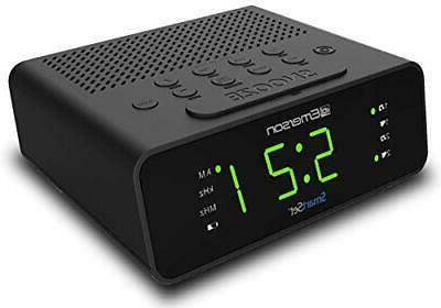 New Clock with AM/FM Radio New
