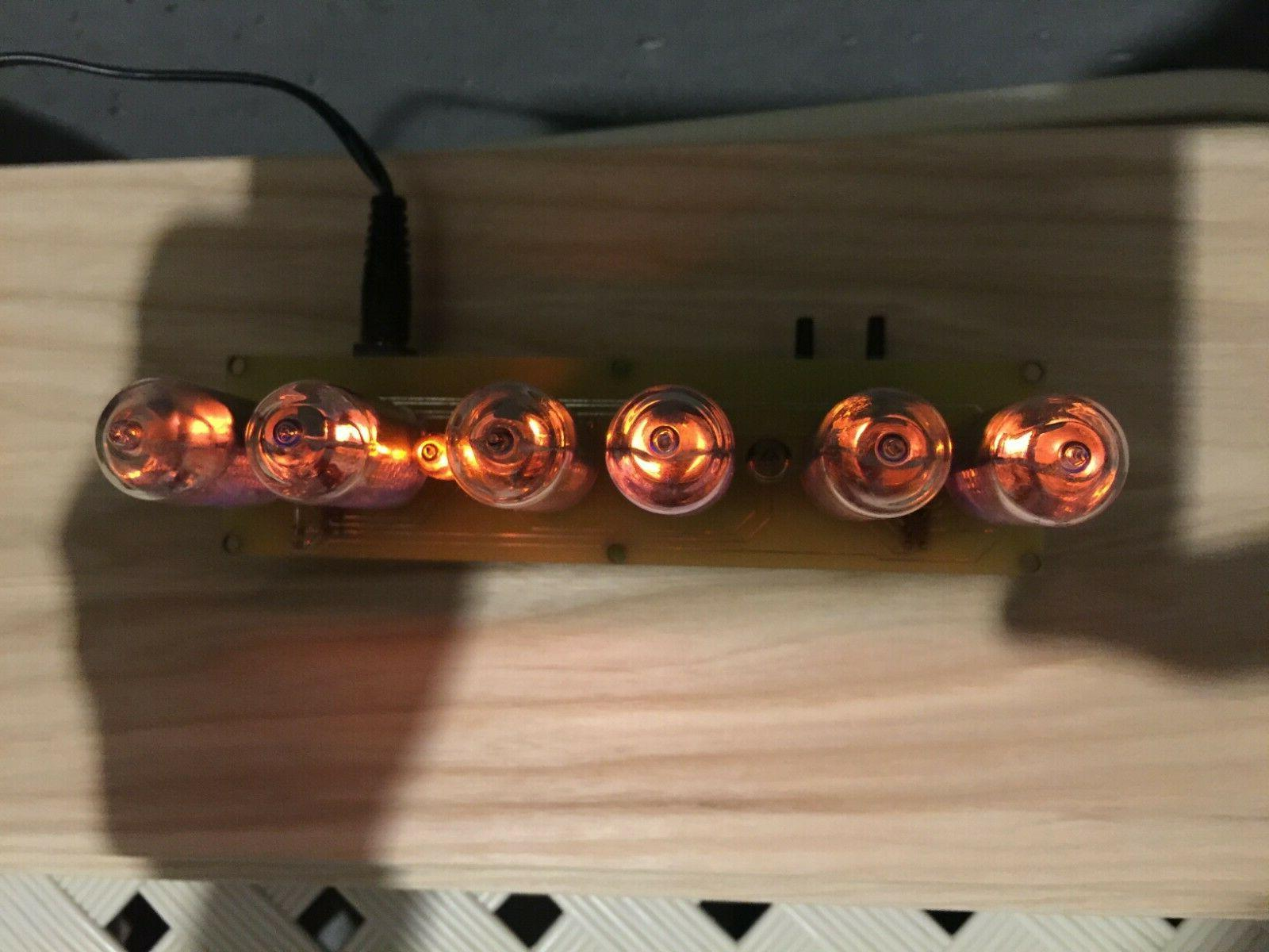 Nixie Green US included with