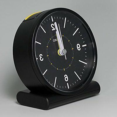 Official CLOCK analog alarm clock w/Tracking# F/S