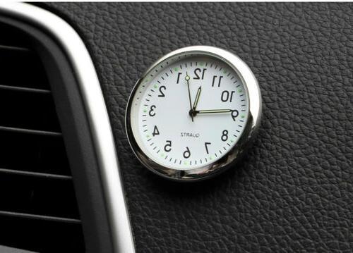 Dashboard Clock Quartz Analog US