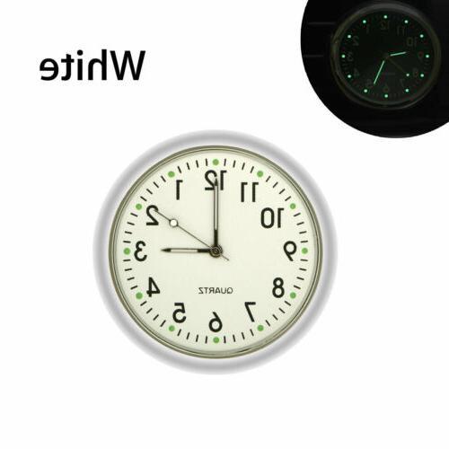 Pocket Dashboard Clock Analog US