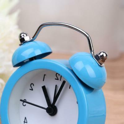 Portable Cute Battery Desktop Clocks Bedside