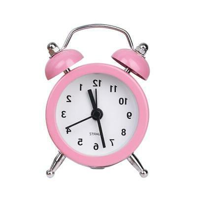 Portable Battery Clock Clocks Table