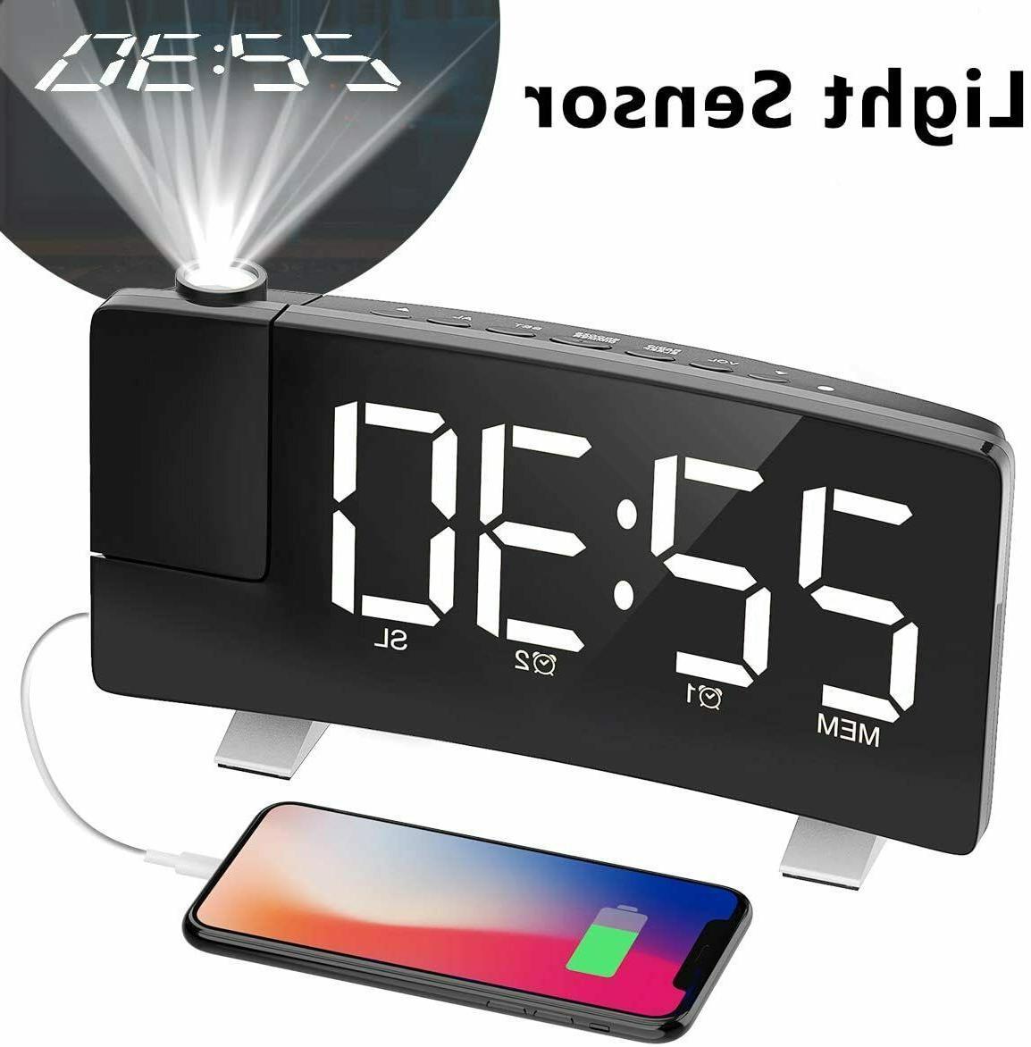 iRedBeau Alarm Radio