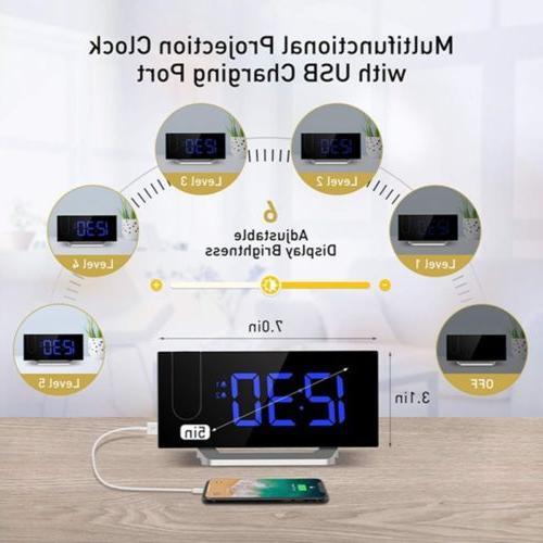 Mpow FM Dual 5'' LED