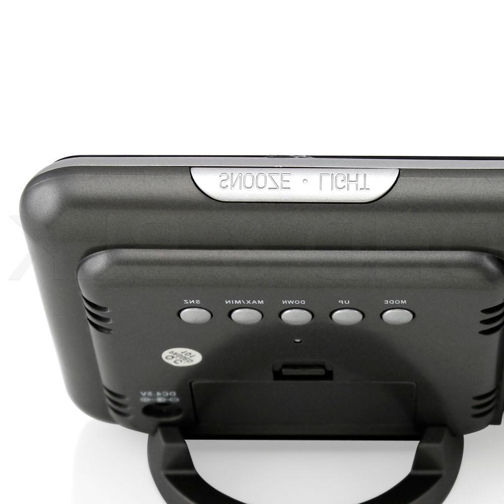 Projection Weather Snooze Display w/