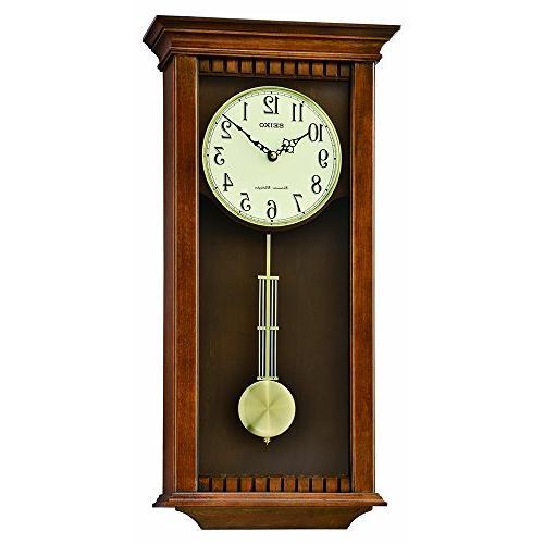 qxh064blh japanese quartz wall clock