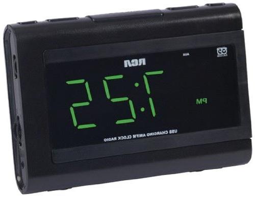 rc142 desktop clock radio