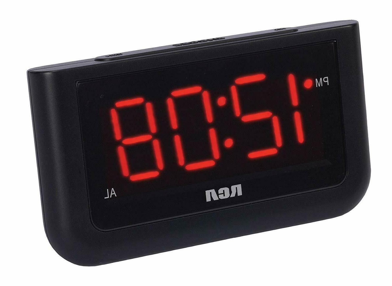 RCA Digital Alarm Clock )