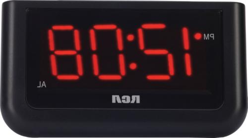rca digital alarm clock rca digital alarm