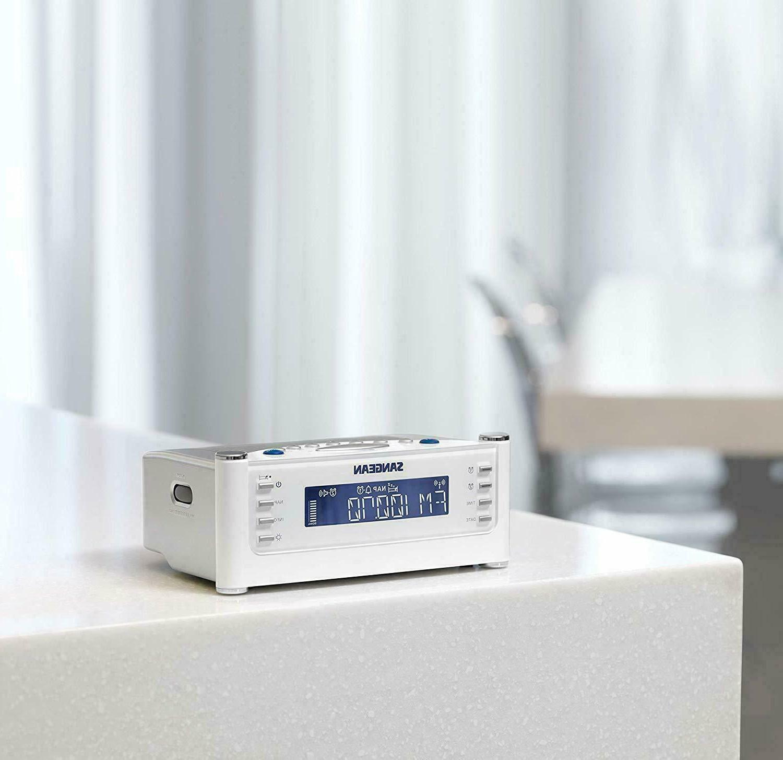 with FM-RDS / Digital Clock