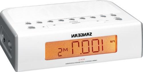 Sangean Digital Clock