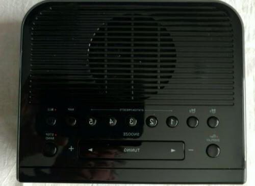 Sangean RCR-5 Digital Clock Box