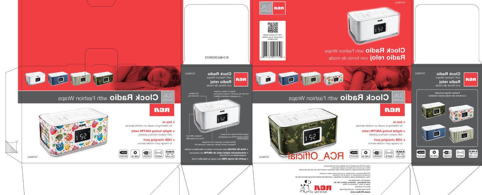 RCA w4 color /phone