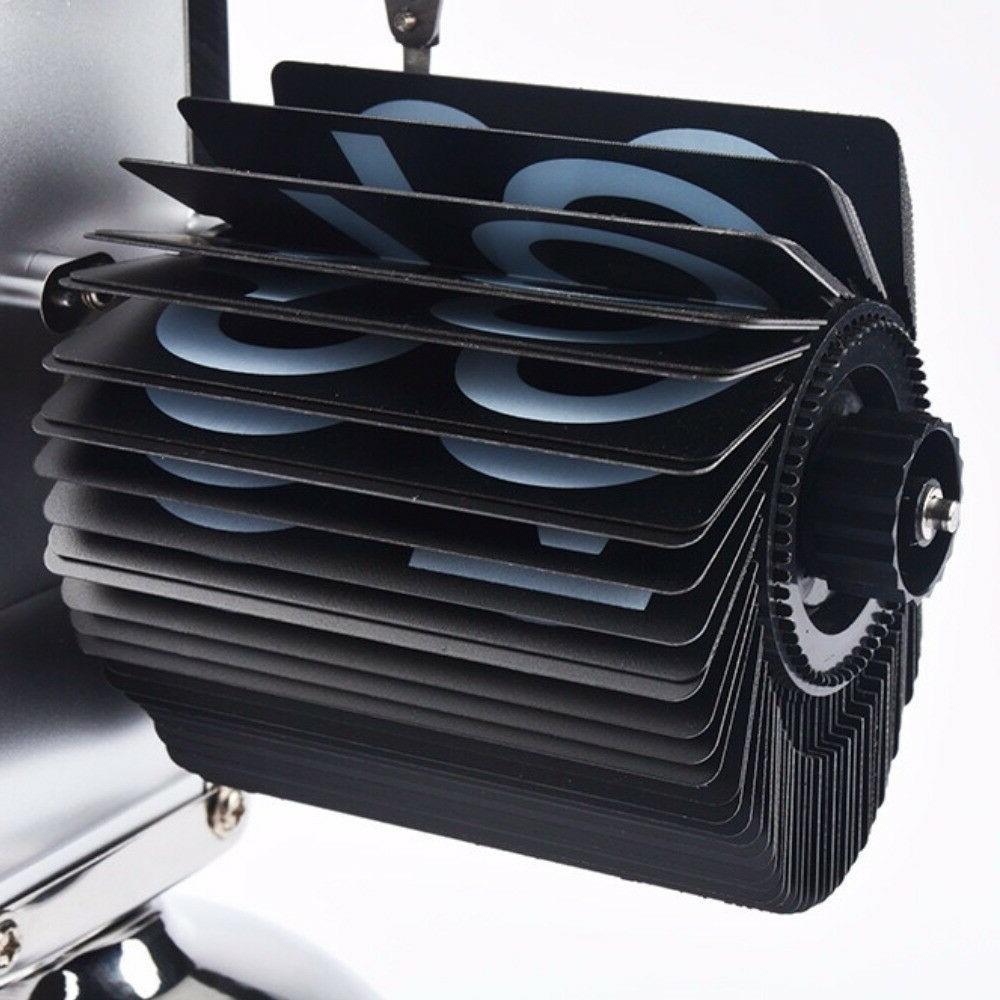 Betus Retro Flip Shelf Mechanical-Digital Display