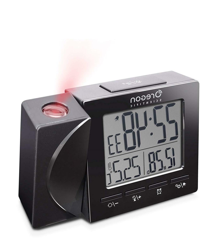 rm512p radio controlled projection alarm