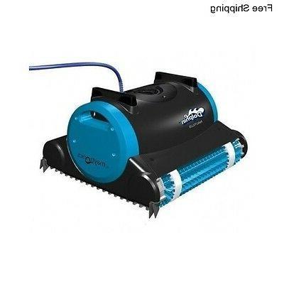 Robotic Pool Cleaner Automatic In-ground Vacuum Filter Floor