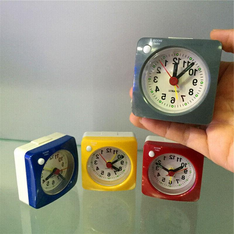 Silent Alarm Light Clock