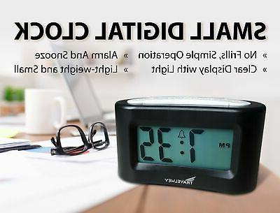 Small Digital Clock No Simple Operation, ...