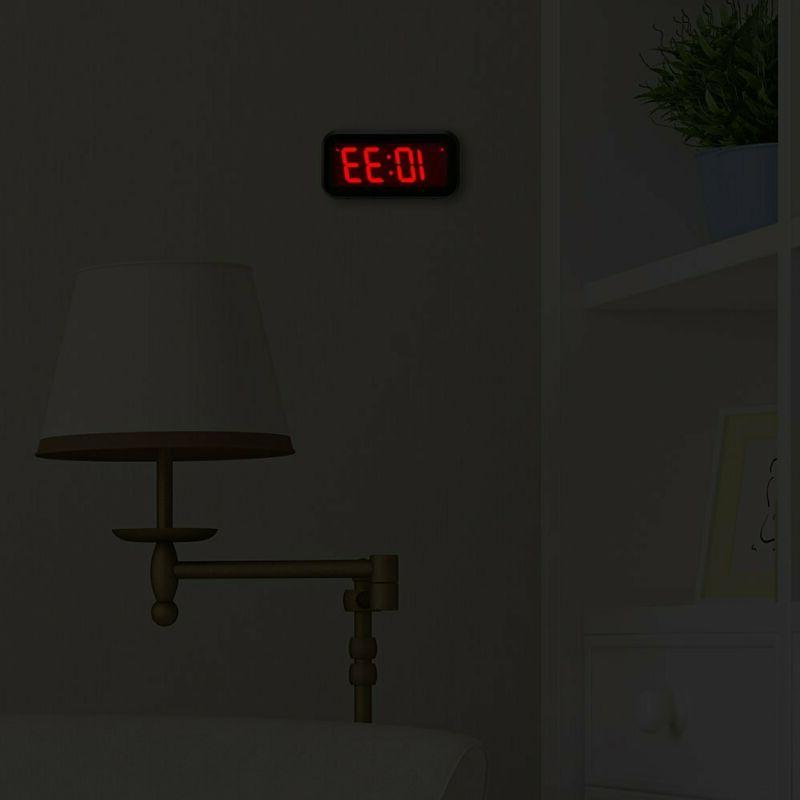 """Timegyro Small Clock Only Operated With 1.2"""""""