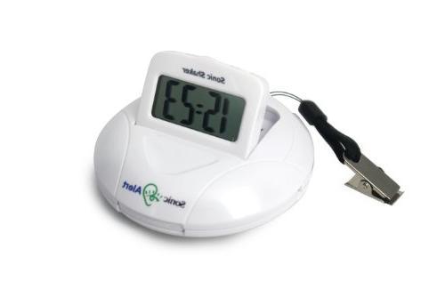 Sonic SBP100 Boom Vibrating Alarm Clock