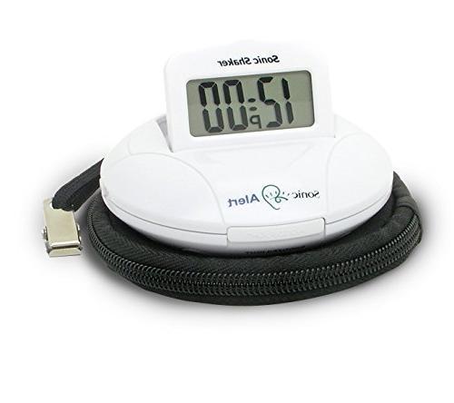 Sonic Alert SBP100 Boom Portable Alarm Clock