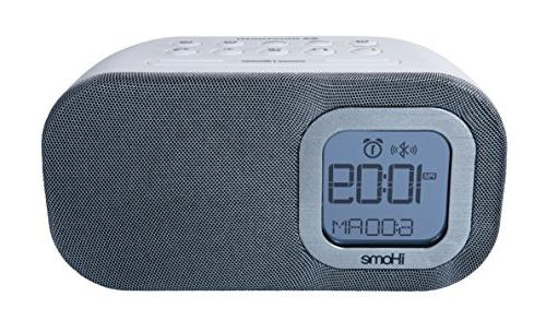 iHome iBT210WS Alarm with and Charging -